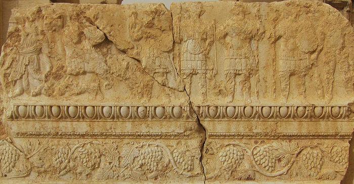 Οι τζιχαντιστές ανατίναξαν αρχαίο ναό στην Παλμύρα