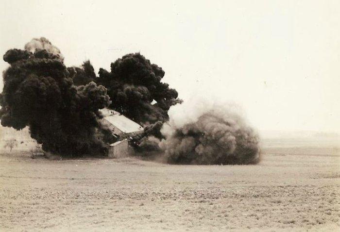 Συγκλονιστικές φωτογραφίες από τη φρίκη του Β' Παγκοσμίου Πολέμου - εικόνα 8