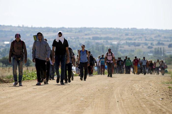 Τρεις συγκλονιστικές ιστορίες προσφυγιάς στα σύνορα των Σκοπίων - εικόνα 5