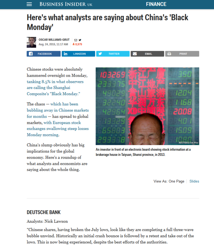 Μάχες στις παγκόσμιες αγορές με τον «κινεζικό δράκο»