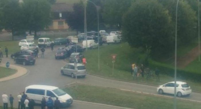 Γαλλία: Σφαγή σε καταυλισμό τσιγγάνων