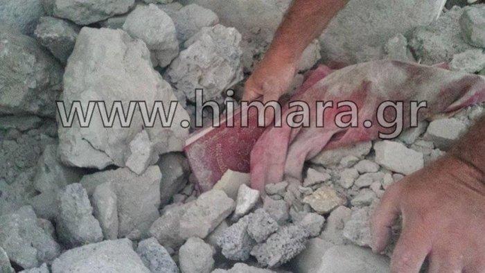 Αλβανική πρόκληση.Γκρέμισαν τον ορθόδοξο ναό στη Χιμάρα - εικόνα 7