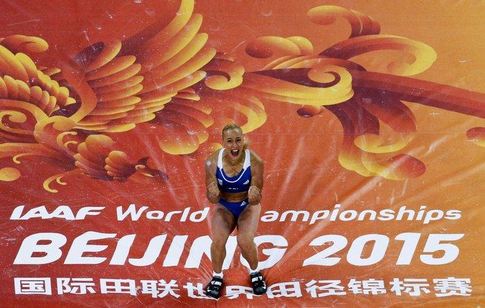 Το χάλκινο κατέκτησε η Κυριακοπούλου στο Παγκόσμιο! - εικόνα 4
