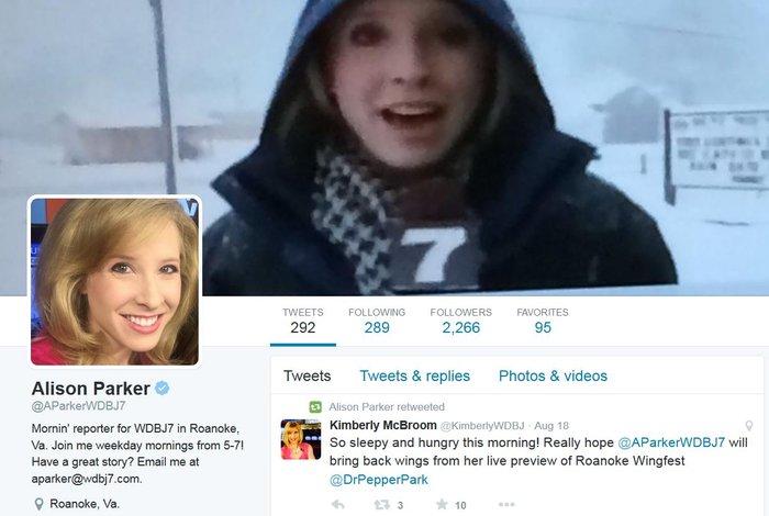 Ποια ήταν η γελαστή δημοσιογράφος που δολοφονήθηκε - το τελευταίο της tweet - εικόνα 2