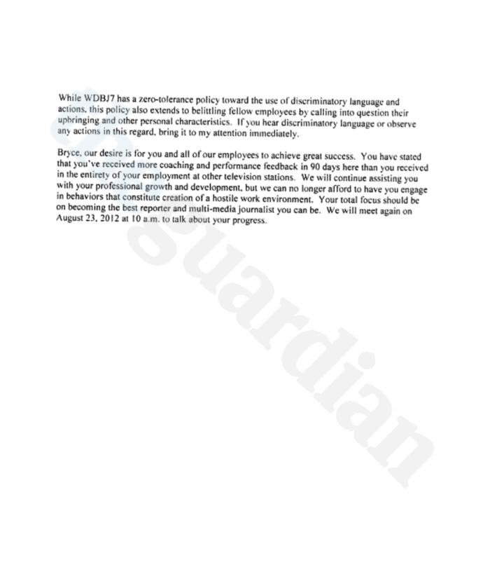 Το κανάλι είχε συστήσει στον Φλάναγκαν να αναζητήσει ιατρική βοήθεια - εικόνα 2