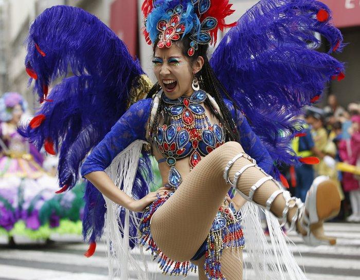 Ολο το Τόκιο χορεύει σάμπα! - εικόνα 3