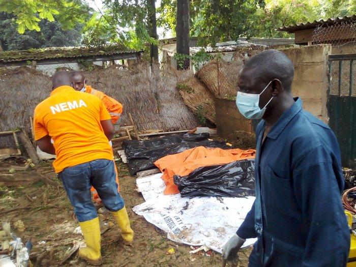 Συνετρίβη αεροσκάφος στη Νιγηρία – 7 νεκροί - εικόνα 2