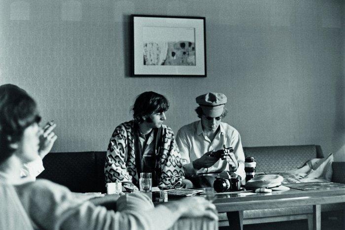 Στο φως ανέκδοτες φωτογραφίες από τη ζωή των Beatles από τον Ρίνγκο Σταρ - εικόνα 2