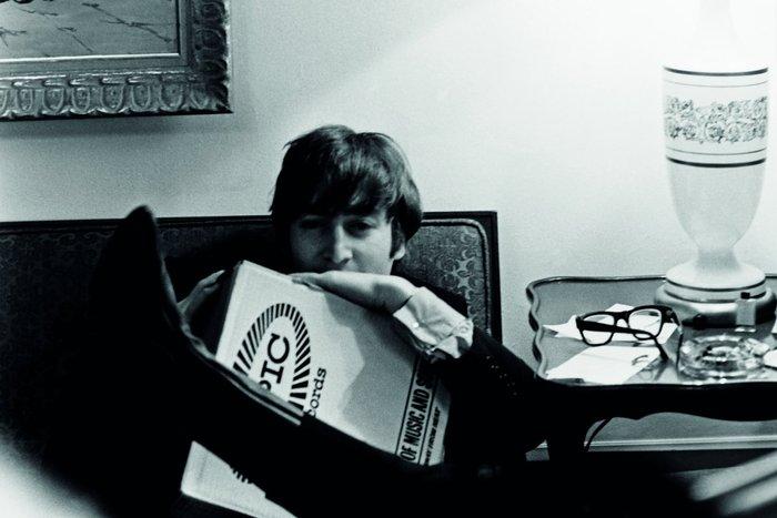 Στο φως ανέκδοτες φωτογραφίες από τη ζωή των Beatles από τον Ρίνγκο Σταρ - εικόνα 6