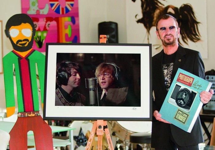 Στο φως ανέκδοτες φωτογραφίες από τη ζωή των Beatles από τον Ρίνγκο Σταρ - εικόνα 8