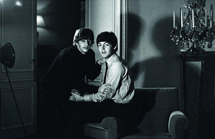 Στο φως ανέκδοτες φωτογραφίες από τη ζωή των Beatles από τον Ρίνγκο Σταρ - εικόνα 9
