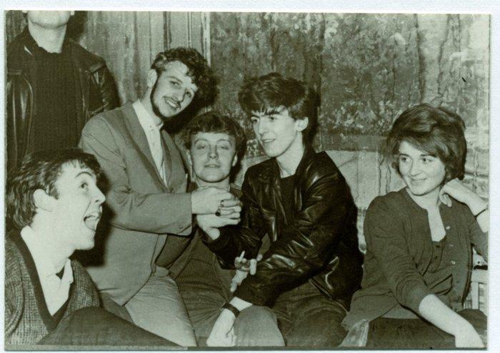 Στο φως ανέκδοτες φωτογραφίες από τη ζωή των Beatles από τον Ρίνγκο Σταρ - εικόνα 13