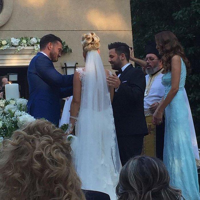 Γιαννιάς-Παντελιδάκη: Μόλις παντρεύτηκαν στην Ρόδο