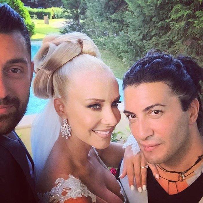 Γιαννιάς-Παντελιδάκη: Μόλις παντρεύτηκαν στην Ρόδο - εικόνα 5