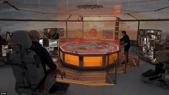 Το πολεμικό πλοίο του μέλλοντος μοιάζει με διαστημόπλοιο του Star Wars - εικόνα 5