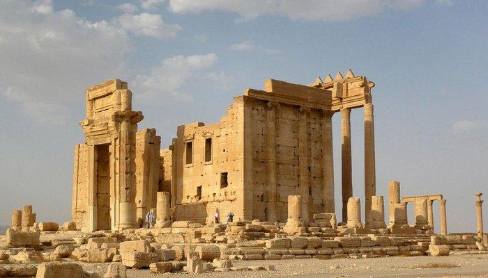 Απόλυτη καταστροφή των ναών στην Παλμύρα - εικόνα 3