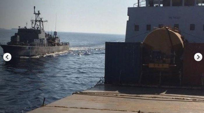«Ιχνη» των τζιχαντιστών στο φορτηγό πλοίο με τα όπλα