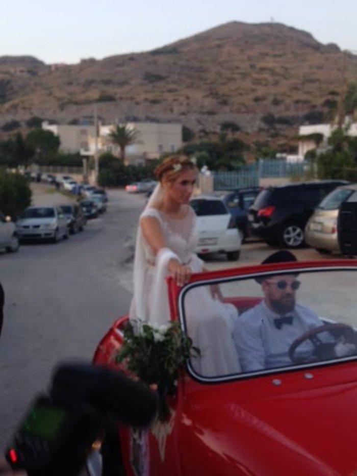 To TheTOC στον γάμο των Δημήτρη Μακαλιά - Αντιγόνης Ψυχράμη - εικόνα 5