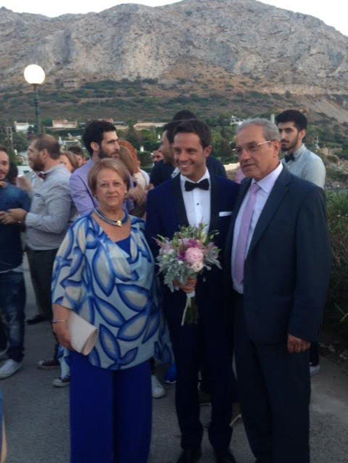 To TheTOC στον γάμο των Δημήτρη Μακαλιά - Αντιγόνης Ψυχράμη - εικόνα 3