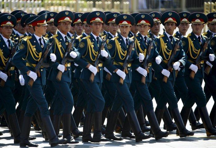 Μεγαλοπρεπείς εορτασμοί στην Κίνα για την επέτειο νίκης στον Β' ΠΠ - εικόνα 7