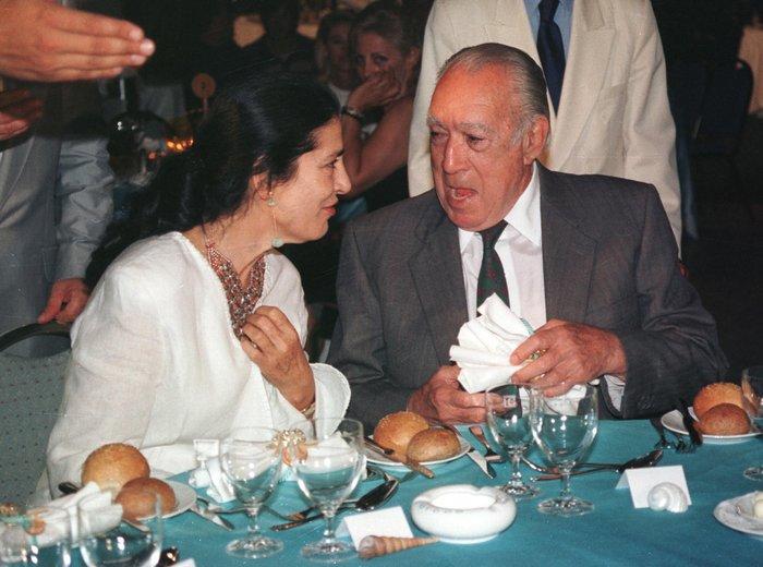 Η «ζωντανή Καρυάτιδα» από το Χιλιομόδι έγινε 89 χρόνων - εικόνα 13