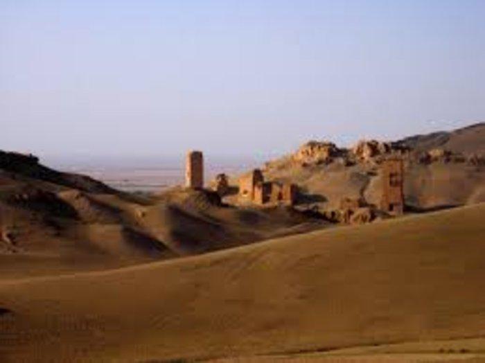 Οι τζιχαντιστές ανατίναξαν αρχαίους τάφους στην Παλμύρα