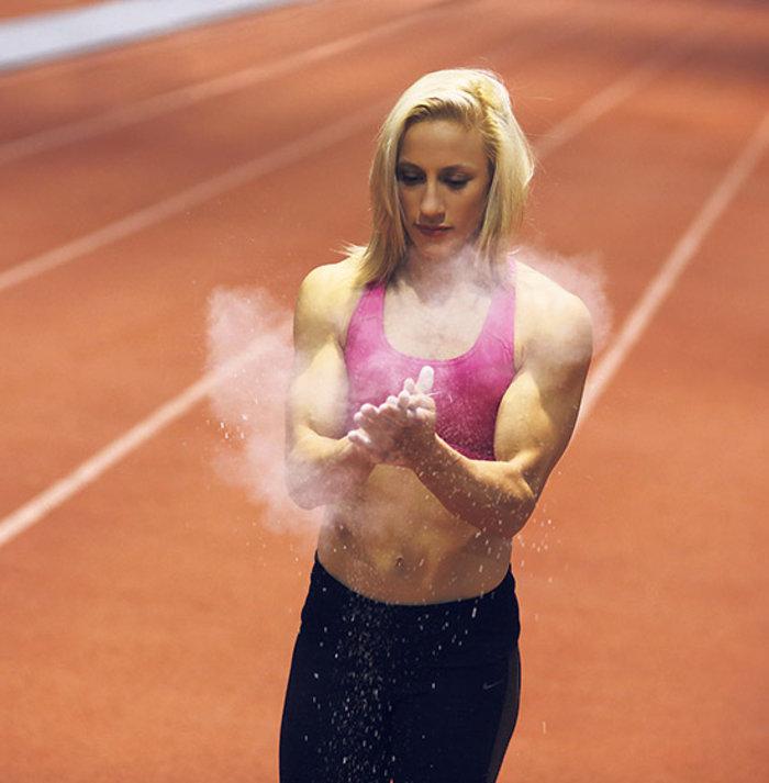 Νικόλ Κυριακοπούλου: Η καλλονή αθλήτρια από διαμάντι που δεν μασάει - εικόνα 6