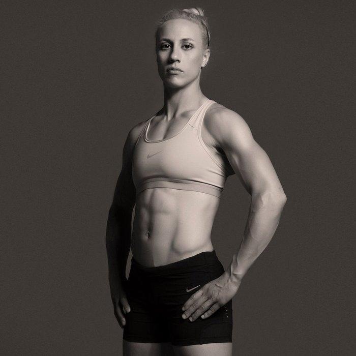Νικόλ Κυριακοπούλου: Η καλλονή αθλήτρια από διαμάντι που δεν μασάει - εικόνα 7