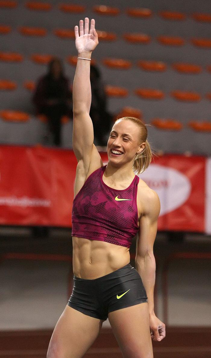 Νικόλ Κυριακοπούλου: Η καλλονή αθλήτρια από διαμάντι που δεν μασάει - εικόνα 8