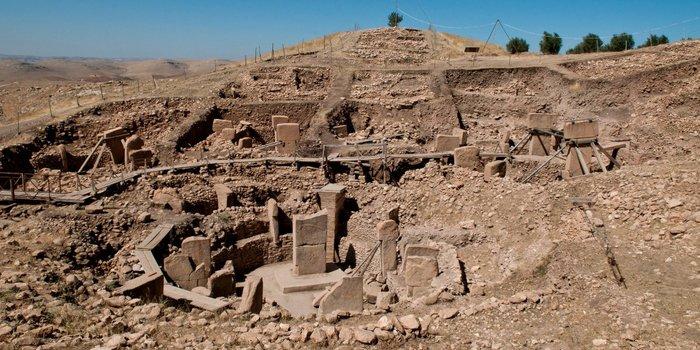 Ο αρχαιότερος τόπος της Τουρκίας. Το Göbekli Tepe, χτισμένο κοντά στο 9500 π.Χ.