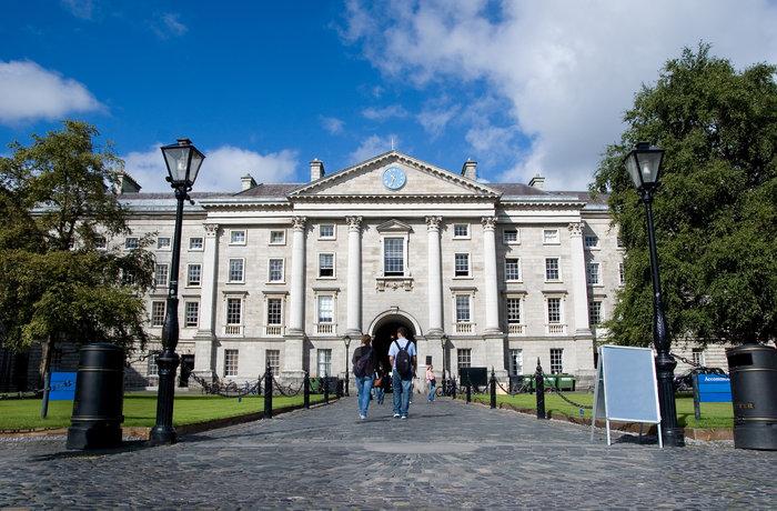 Το Trinity College του Δουβλίνου
