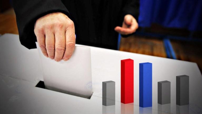 Μπροστά 0,4 ως 0,6% ο ΣΥΡΙΖΑ σε δυο δημοσκοπήσεις