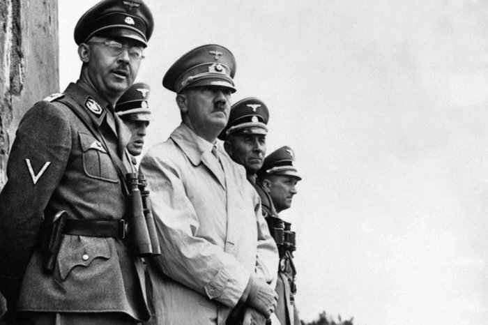 Πέρα από τη φαντασία τα hi-tech μυστικά όπλα του Χίτλερ