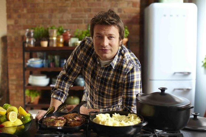 Η εντυπωσιακή βίλα του Jamie Oliver στο βόρειο Λονδίνο - εικόνα 3