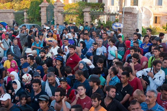 ΟΗΕ: 30 χιλιάδες πρόσφυγες στα ελληνικά νησιά