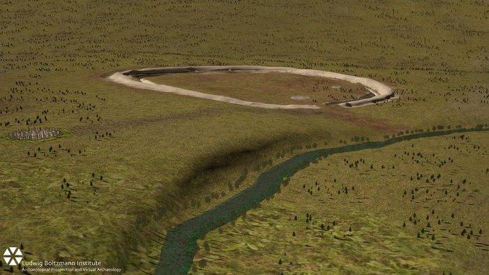 Το νέο, γιγάντιο Στόουνχεντζ είναι θαμμένο στη γη