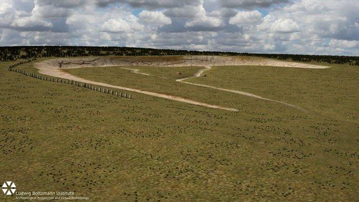 Το νέο, γιγάντιο Στόουνχεντζ είναι θαμμένο στη γη - εικόνα 4