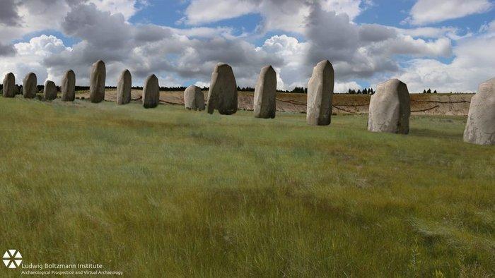 Το νέο, γιγάντιο Στόουνχεντζ είναι θαμμένο στη γη - εικόνα 5