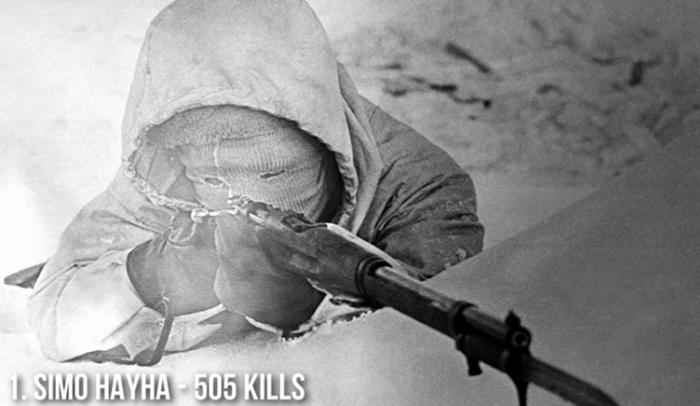 Business Insider: Αυτοί είναι οι 10 πιο θανατηφόροι ελεύθεροι σκοπευτές - εικόνα 10