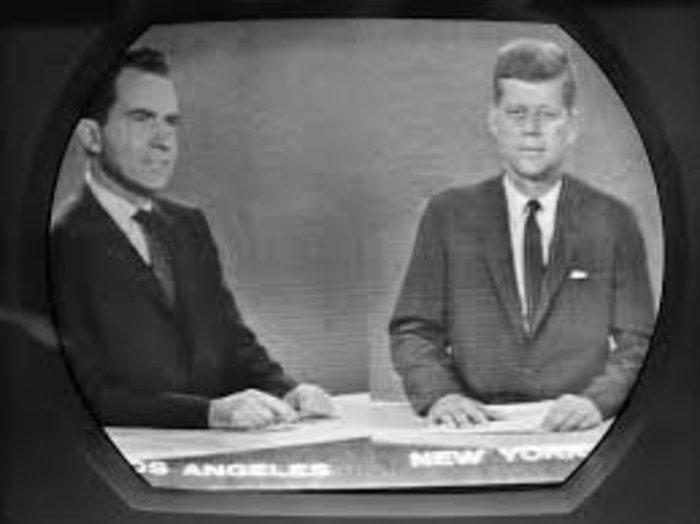 Κένεντι vs Nίξον: Το πρώτο τηλεοπτικό debate στην ιστορία