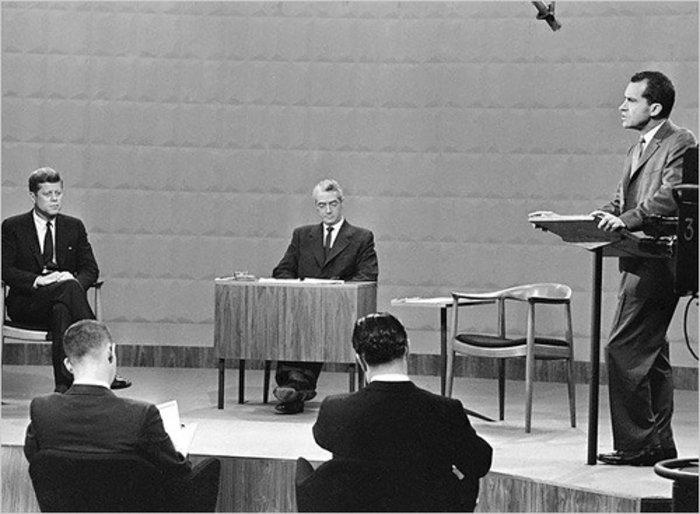 Κένεντι vs Nίξον: Το πρώτο τηλεοπτικό debate στην ιστορία - εικόνα 2