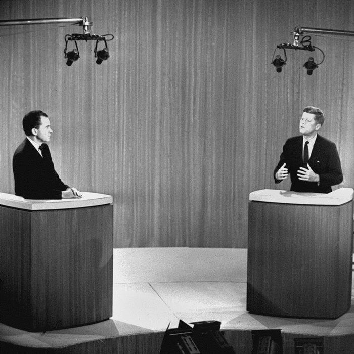 Κένεντι vs Nίξον: Το πρώτο τηλεοπτικό debate στην ιστορία - εικόνα 3