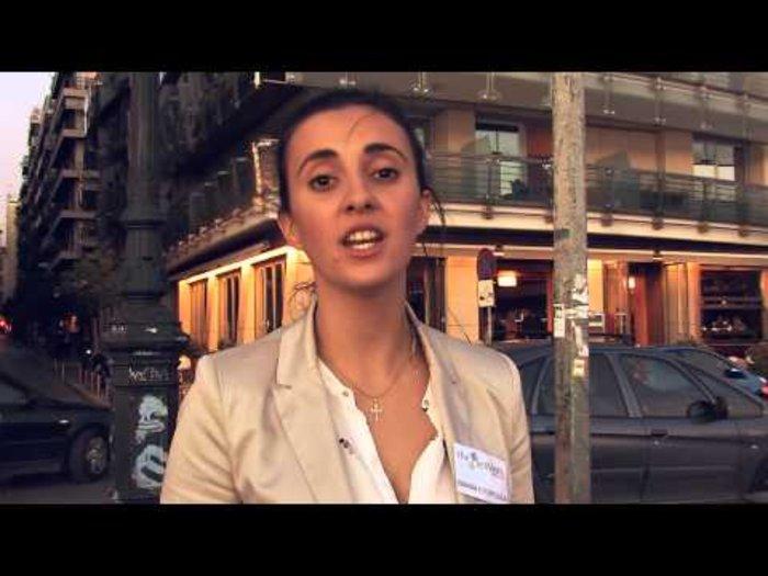 Μια 26χρονη Θεσσαλονικιά υποψήφια αστροναύτης - εικόνα 3