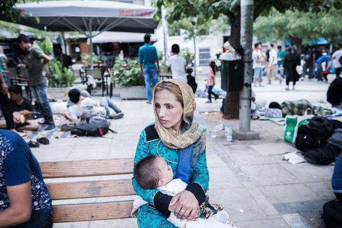 Καταυλισμός μεταναστών η Πλατεία Βικτωρίας - εικόνα 10