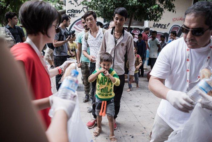 Καταυλισμός μεταναστών η Πλατεία Βικτωρίας - εικόνα 18