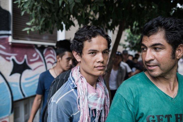 Καταυλισμός μεταναστών η Πλατεία Βικτωρίας - εικόνα 19