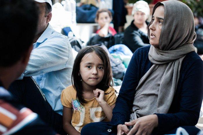 Καταυλισμός μεταναστών η Πλατεία Βικτωρίας - εικόνα 20