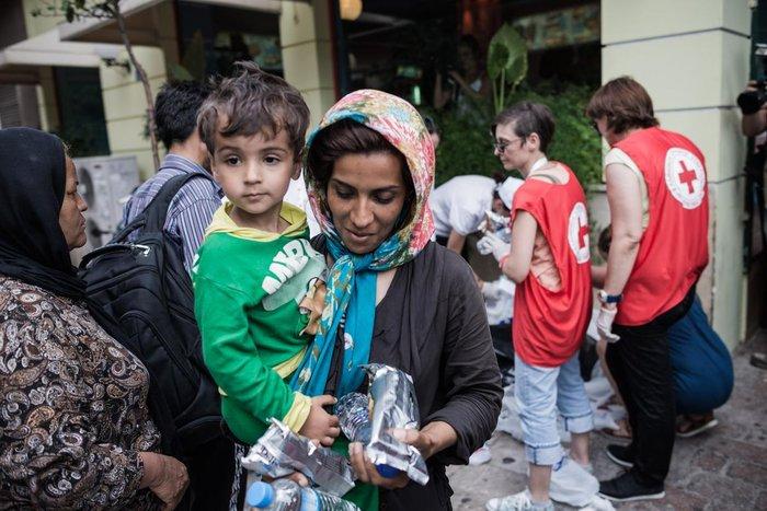 Καταυλισμός μεταναστών η Πλατεία Βικτωρίας - εικόνα 21