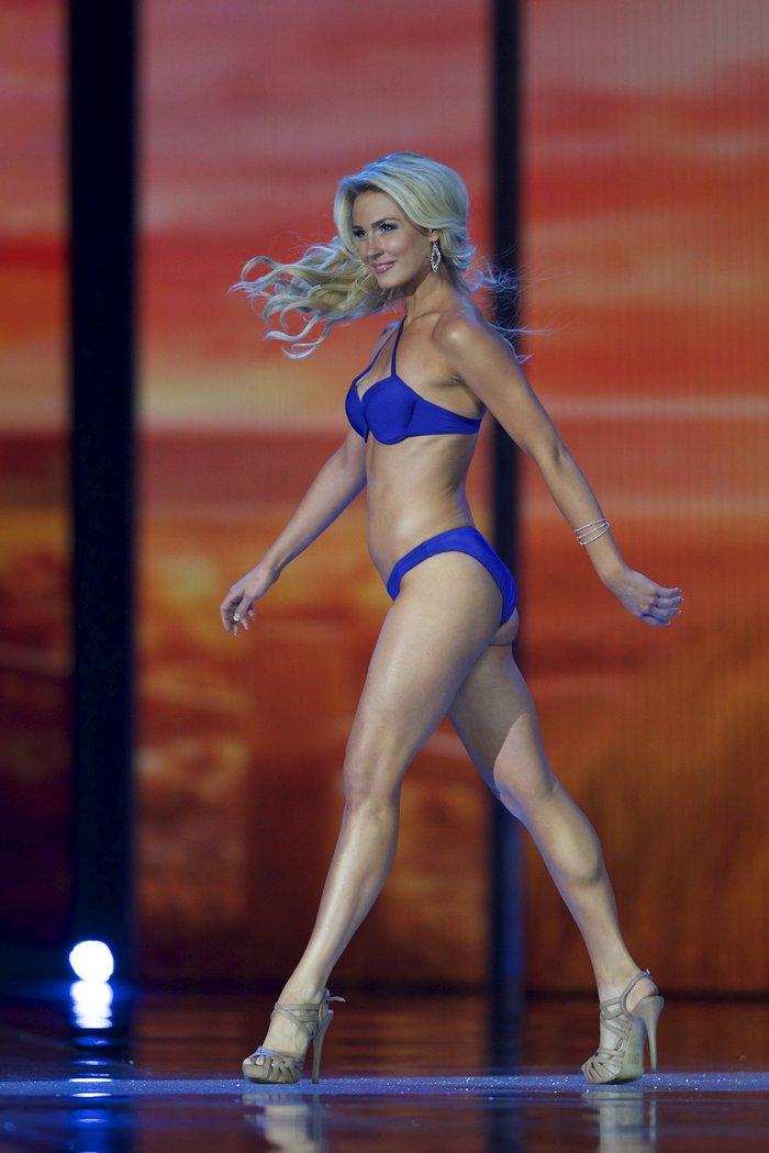 Η Miss California, Bree Morse