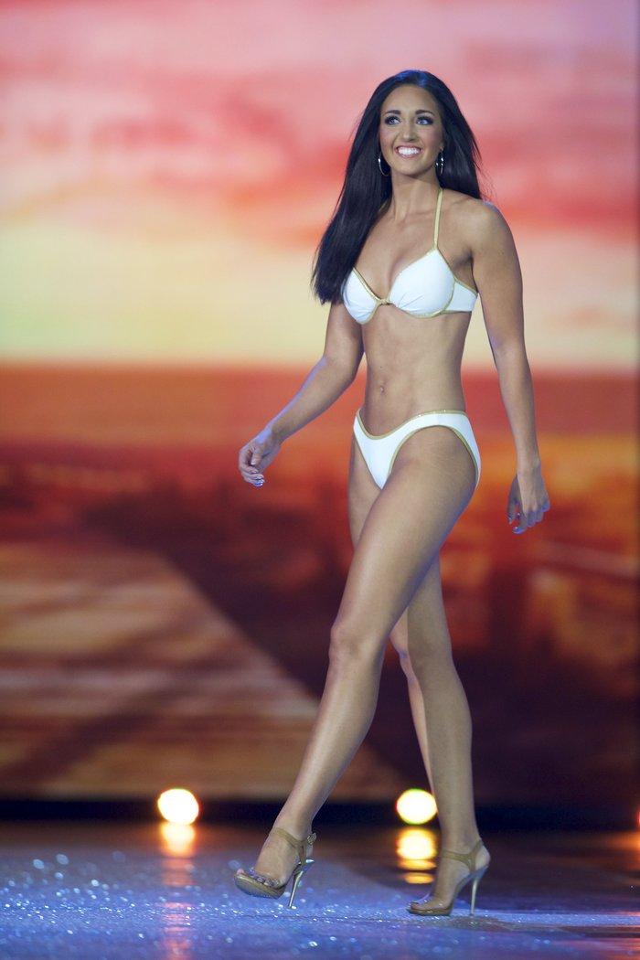 Η Miss Utah, Krissia Beatty